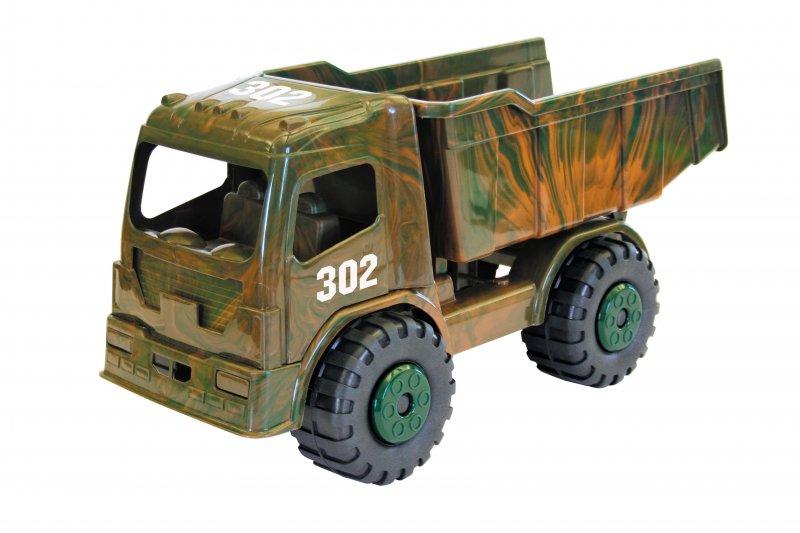 Image of Army nákladní auto na písek Adriatic Truck 53 cm