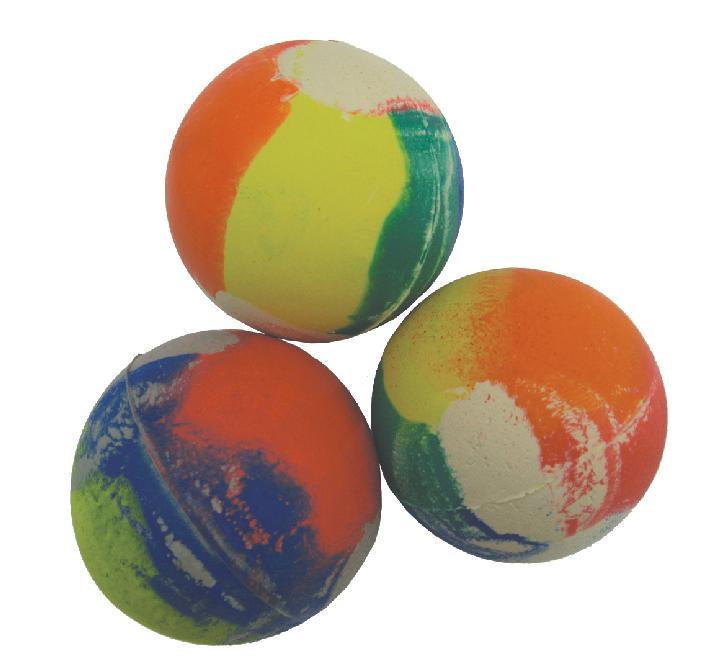 Image of Gumový míček do vody, průměr 35 mm, 1 ks